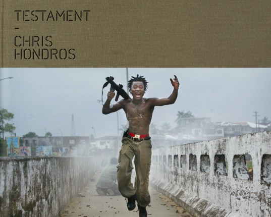 Testament: Photographs by Chris Hondros/Getty Images, text by Chris Hondros. Published by powerHouse Books.