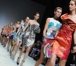 Mary Katrantzou Runway: Spring/Summer 2010 - London Fashion Week