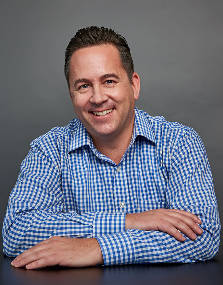 Justin Weiss, Vice President, Americas