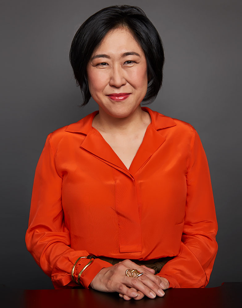 Kumiko Shimamoto, Vice President of Sales – Japan, Hong Kong, Taiwan, South East Asia