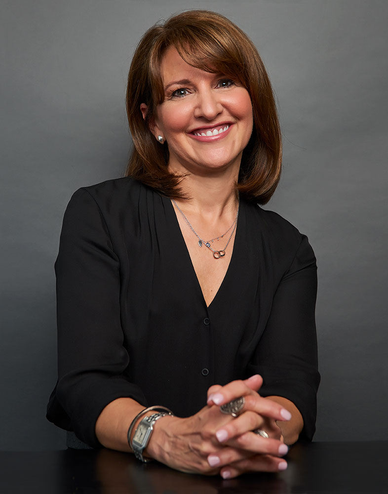Pam Woehrle, Senior Vice President & Chief Commercial Officer